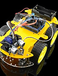 cheap -Bluetooth Controlled Robot Car Kits for Arduino