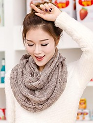 cheap -Women's Fashion Sequins Warm Knitting Scarves