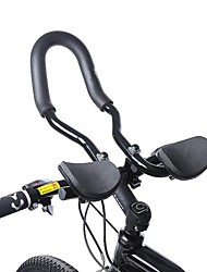 cheap -Bike Handlebar Armrest Bars Cycling Mountain Bike / MTB Road Bike Fixed Gear Bike Cycling Black