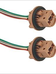 cheap -2pcs BAY15D(1157) Car Light Bulbs Light Accessories For