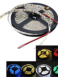 cheap -1pc 5m Flexible LED LED Light Strips Flexible Tiktok Lights IP20 Non-wanterproof 300 LEDs 2835 SMD 8mm Warm White White Red DC 12V
