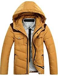 cheap -Men's Fashion&Leisure Slim Warm Down Jacket