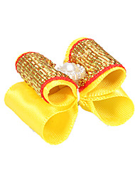 cheap -Dog Hair Accessories Dog Clothes Terylene Costume For Spring &  Fall