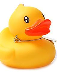 Недорогие -красочные маленькие игрушки утка воды для детей