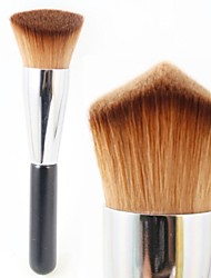 cheap -Professional Makeup Brushes Foundation Brush Travel Blending Premium flawless Buffing Stippling Concealer Synthetic Hair / Artificial Fibre Brush for Cream Liquid Powders Foundation Brush