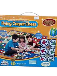 Недорогие -Большой размер полет шахматы ковер игры