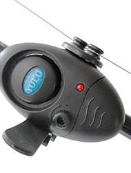 cheap -Fishing Bite Alarm Detector 1 pcs Electronic Fish Rod bait Alert Indicator LED Alarms Daytime / Night