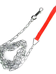 cheap -Cody Iron Chain Leashes for Pets Dogs