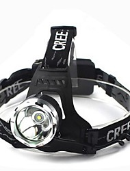 cheap -Headlamps LED 1800lm 3 Mode Waterproof Multifunction