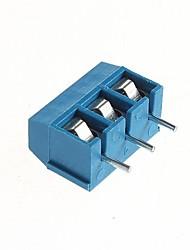 cheap -PCB 3-pin 5.08mm Screw Terminals - 300V/16A  (10 PCS)