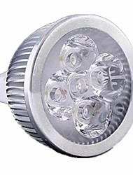 cheap -1 pc 5W MR16 Dimmable LED Light Cup DC12V White Light / Warm White Light