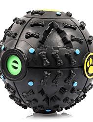 cheap -Pet Dog Voice Sound Ball Toy Feeding Food Ball Intelligent Development IQ Toy