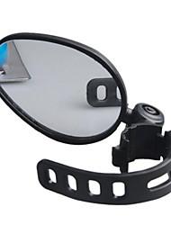 Недорогие -Зеркало заднего вида Барное зеркало для велосипеда Регулируется Полет с возможностью вращения на 360 градусов Широкий угол обзора Безопасность для Шоссейный велосипед Горный велосипед Велоспорт
