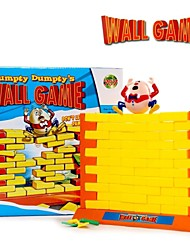 cheap -Fun Indoor Play Parent Child Interaction Humpty Dumpty's Wall Table Educational Toys for Children