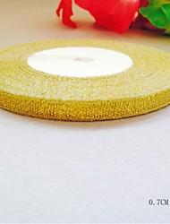 abordables -Couleur unie Polyester Rubans de mariage Pièce / Set Ruban tissé