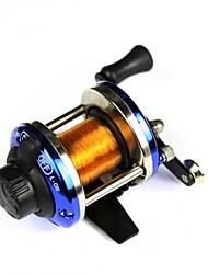 cheap -Fishing Reel Drum Reel 3.5:1 Gear Ratio Ball Bearings Sea Fishing / Ice Fishing / Right-handed
