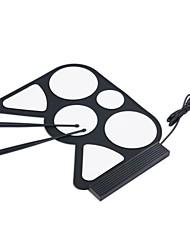 Недорогие -мини музыка забавная игрушка инструмент настольных ПК USB закатать цифровой барабан колодки комплект