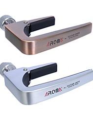 cheap -AROMA-(AC-11) Guitar Capo Zinc Alloy for Acoustic Electric Guitars