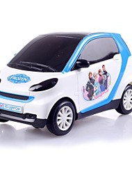 Недорогие -электрические игрушки для детей милый мультфильм батареи работают автомобиль с музыкой и мигающим светом (207)
