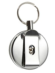 cheap -Key Chain Key Chain Retractable Stainless Steel High Quality Pieces Gift