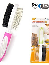 cheap -Grooming Stainless Steel Comb Portable Pet Grooming Supplies