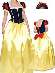 cheap -Princess Cosplay Costume Women's Halloween Carnival Festival / Holiday Polyester Women's Carnival Costumes