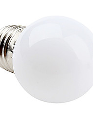 cheap -1pc 1 W LED Globe Bulbs 90-120 lm E26 / E27 G45 12 LED Beads SMD 2835 Warm White Cold White Natural White 220-240 V