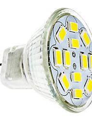 cheap -2 W LED Spotlight 240-260 lm GU4 12 LED Beads SMD 5730 Warm White Cold White 12 V