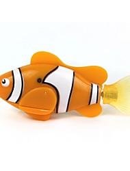 Недорогие -Электронные домашние животные Пульт управления Светодиодная лампа Рыбки Машина пластик 1 pcs Детские Взрослые Игрушки Подарок