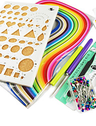 cheap -Quilling Paper DIY Craft Art Decoration Kit / 7PCSSet