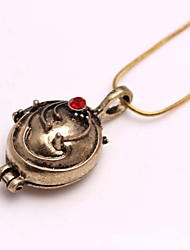 cheap -Women's Pendant Necklace Fashion Vampire Alloy Gold Silver Necklace Jewelry For Special Occasion Birthday Gift