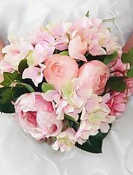 Недорогие -Свадебные цветы Букеты / Прочее Свадьба / Вечеринка / ужин Материал / Шелк 0-20cm