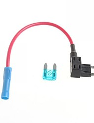 cheap -Car In Circuit Blade Fuse Holder with 20A Blade Fuse - M