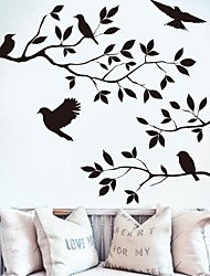 cheap -Landscape Wall Stickers Stair, Pre-pasted PVC Home Decoration Wall Decal