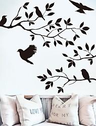 Недорогие -Наклейки Наклейки для животных Декоративные наклейки на стены, Винил Украшение дома Наклейка на стену Стена
