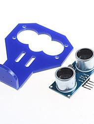 Недорогие -Ультразвуковой модуль HC-SR04 датчиком измерения преобразователь и кронштейн для Arduino