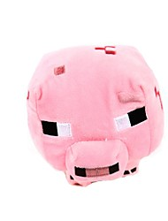 cheap -Cute Pig Plush Doll Mosaic