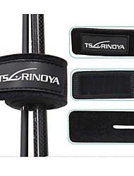 cheap -Trulinoya 4Pcs Fishing Lure Rod Cable Tie Straps Length 25cm*Width 3cm 2Bags(Color Random)