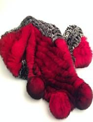 cheap -Women Rabbit Fur Accessory