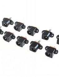 Недорогие -dc017 5,5 - 2,1 мм внутренний разъем диаметром разъем постоянного тока (10 шт Pack)