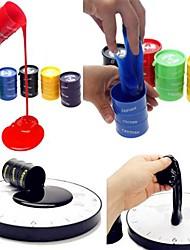 Недорогие -1шт мини Emulational переработке ведро краски горшок избавления от стресса Розыгрыши гаджеты (случайный цвет)