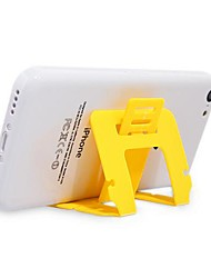 cheap -Desk Universal / Mobile Phone Mount Stand Holder Adjustable Stand Universal / Mobile Phone Plastic Holder