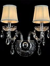 cheap -LWD Modern / Contemporary Wall Lamps & Sconces Glass Wall Light 90-240V / 110-120V / 220-240V Maximum 60 W