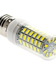 Недорогие -BRELONG® 1шт 5 W 400 lm E26 / E27 LED лампы типа Корн T 69 Светодиодные бусины SMD 5730 Тёплый белый / Холодный белый 220-240 V