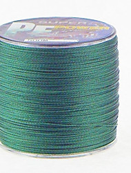 cheap -PE Braided Line / Dyneema / Superline Fishing Line 500M / 550 Yards PE 80LB 70LB 0.40mm,0.45mm Sea Fishing Fly Fishing Bait Casting / Ice Fishing / Spinning / Jigging Fishing / Freshwater Fishing