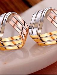 cheap -925 Sterling Silver Twist Earrings Elegant Classical Feminine Style