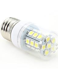 お買い得  -3 W LEDコーン型電球 300-350 lm E26 / E27 T 27 LEDビーズ SMD 5050 クールホワイト 85-265 V