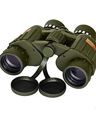 cheap -Mogo 8 X 42 mm Binoculars Waterproof High Definition Fogproof Night Vision PU Leather Rubber