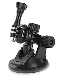 cheap -universal mini car mount holder w suction cup for gopro hero 4 1 2 3 3