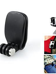 cheap -justone j027 1 selfie monopod clip mount set for gopro hero 4 2 3 3 sj4000